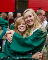 5408 Vashon Island High School Graduation 2014 061414
