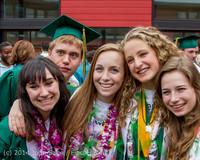 5417-a Vashon Island High School Graduation 2014 061414