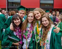 5417 Vashon Island High School Graduation 2014 061414