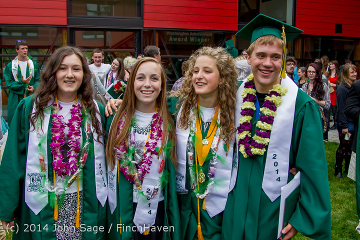 5424 Vashon Island High School Graduation 2014 061414