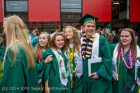 5430 Vashon Island High School Graduation 2014 061414