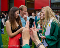5442 Vashon Island High School Graduation 2014 061414