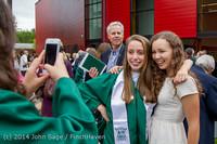 5444 Vashon Island High School Graduation 2014 061414