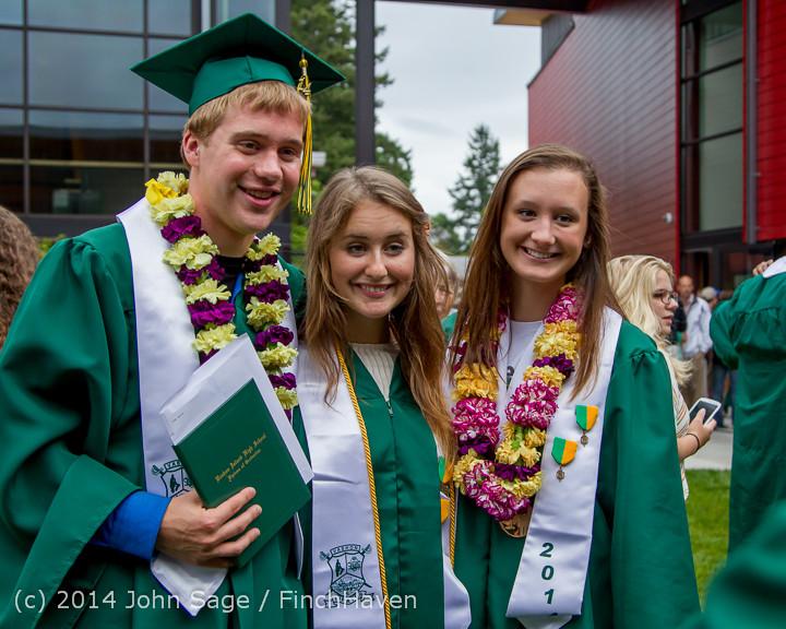 5449 Vashon Island High School Graduation 2014 061414