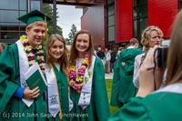 5451 Vashon Island High School Graduation 2014 061414