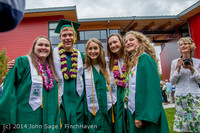 5453 Vashon Island High School Graduation 2014 061414