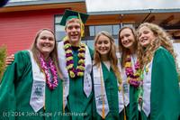5454 Vashon Island High School Graduation 2014 061414