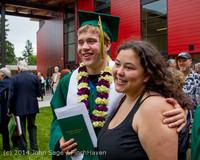 5463 Vashon Island High School Graduation 2014 061414