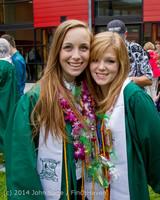 5467 Vashon Island High School Graduation 2014 061414