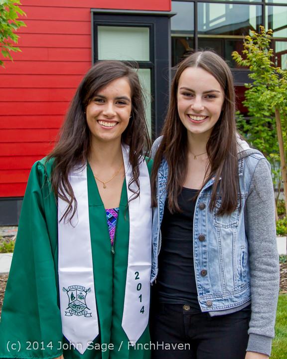 5478 Vashon Island High School Graduation 2014 061414