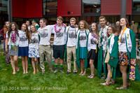 5485 Vashon Island High School Graduation 2014 061414