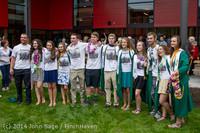 5493 Vashon Island High School Graduation 2014 061414