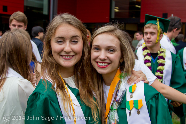 5499 Vashon Island High School Graduation 2014 061414