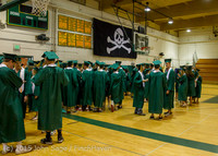 6312 Vashon Island High School Graduation 2015 061315