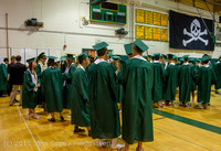 6313 Vashon Island High School Graduation 2015 061315
