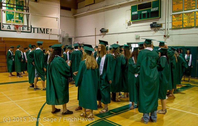 6314 Vashon Island High School Graduation 2015 061315