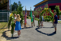 6340 Vashon Island High School Graduation 2015 061315