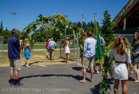 6341 Vashon Island High School Graduation 2015 061315