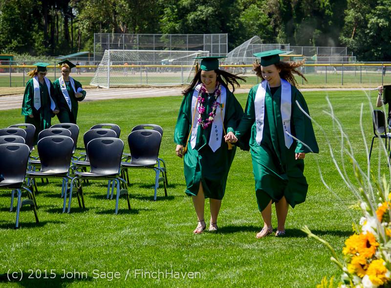 6369 Vashon Island High School Graduation 2015 061315