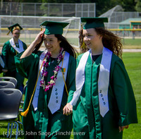 6370-a Vashon Island High School Graduation 2015 061315