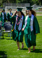 6370 Vashon Island High School Graduation 2015 061315