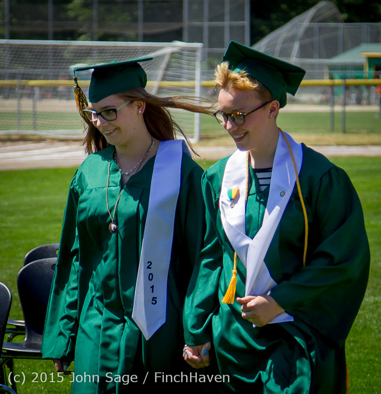 6373-a Vashon Island High School Graduation 2015 061315