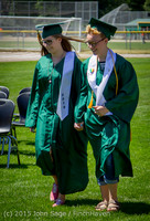 6373 Vashon Island High School Graduation 2015 061315