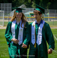 6375-a Vashon Island High School Graduation 2015 061315
