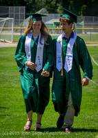 6375 Vashon Island High School Graduation 2015 061315