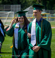 6378-a Vashon Island High School Graduation 2015 061315