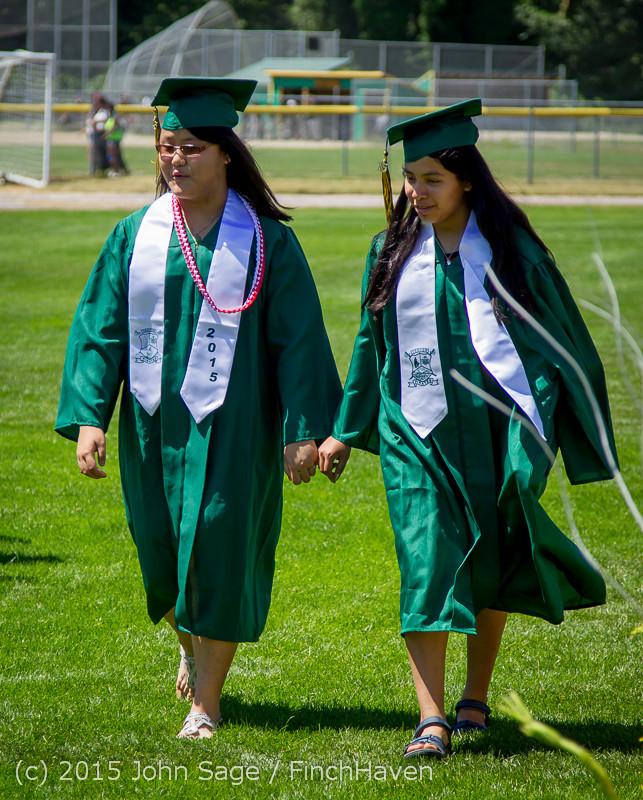 6380 Vashon Island High School Graduation 2015 061315