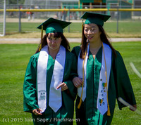 6383-a Vashon Island High School Graduation 2015 061315