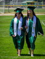 6383 Vashon Island High School Graduation 2015 061315