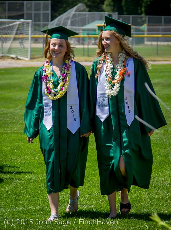 6387 Vashon Island High School Graduation 2015 061315