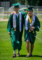 6391 Vashon Island High School Graduation 2015 061315