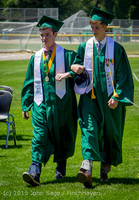 6396 Vashon Island High School Graduation 2015 061315