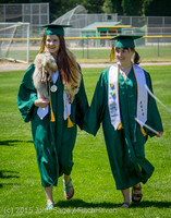6398 Vashon Island High School Graduation 2015 061315