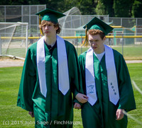 6400-a Vashon Island High School Graduation 2015 061315