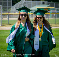 6404-a Vashon Island High School Graduation 2015 061315