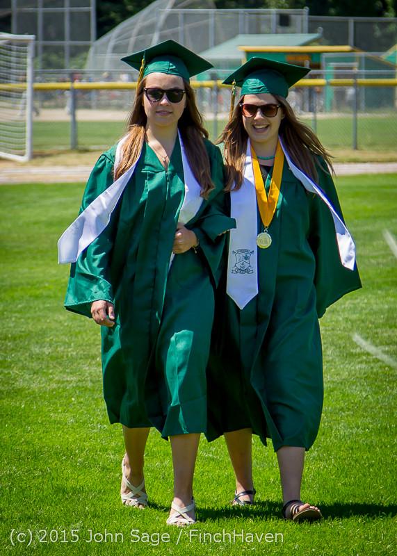 6404 Vashon Island High School Graduation 2015 061315