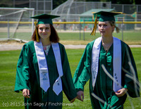 6409-a Vashon Island High School Graduation 2015 061315