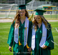 6414-a Vashon Island High School Graduation 2015 061315