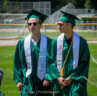 6416-a Vashon Island High School Graduation 2015 061315