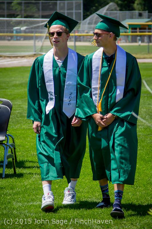 6416 Vashon Island High School Graduation 2015 061315