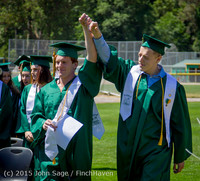 6422-a Vashon Island High School Graduation 2015 061315