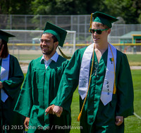 6424-a Vashon Island High School Graduation 2015 061315