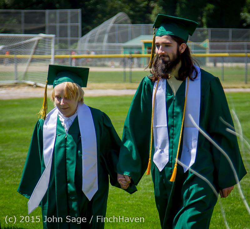 6431-a Vashon Island High School Graduation 2015 061315