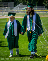 6431 Vashon Island High School Graduation 2015 061315