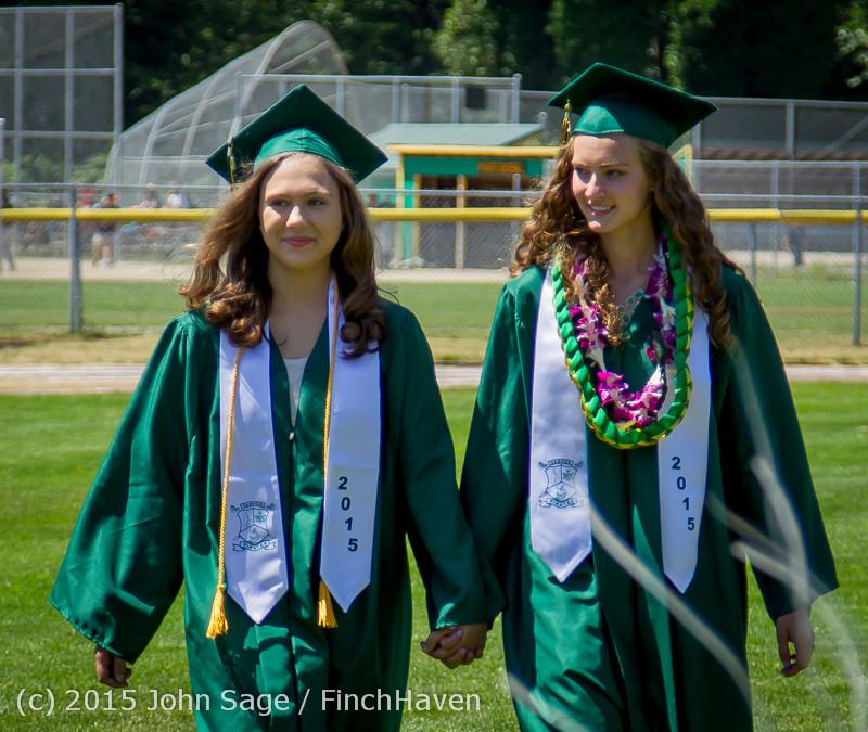 6433-a Vashon Island High School Graduation 2015 061315