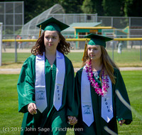 6435-a Vashon Island High School Graduation 2015 061315